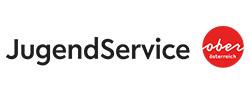 "Logo ""JugendService Oberösterreich"""