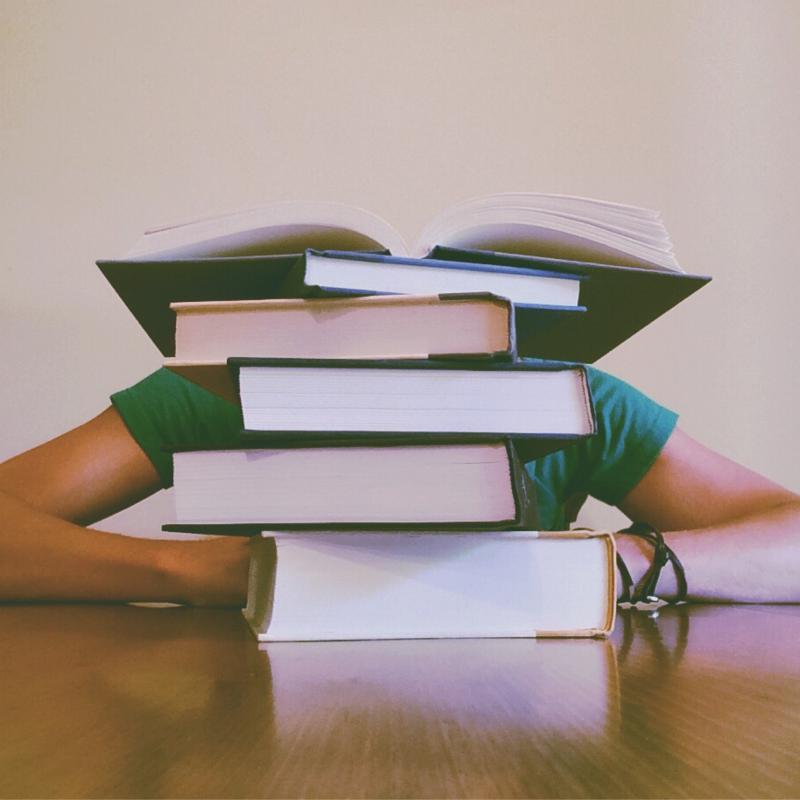 Bücher, lernen