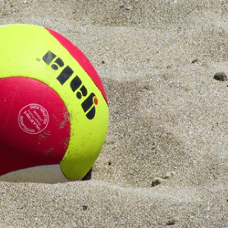 A1 Beachvolleyball Major 2016