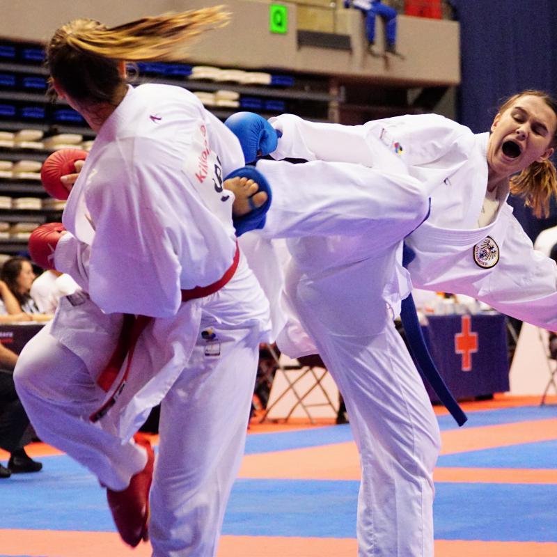 Lora Ziller in Action