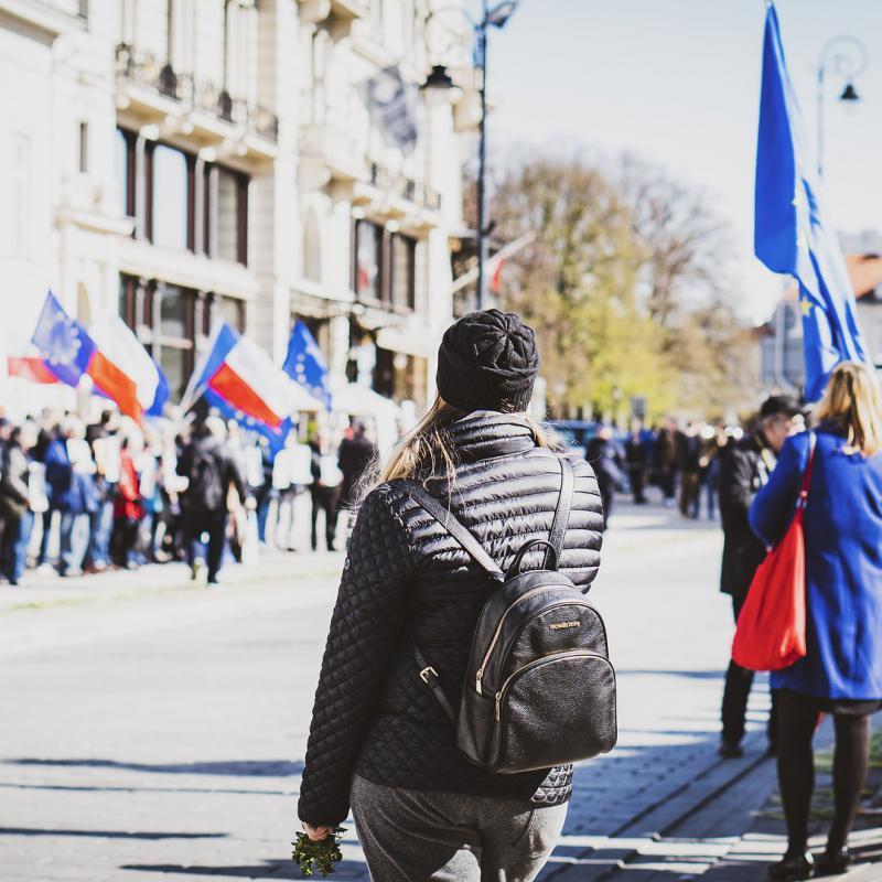 Polen / Demo