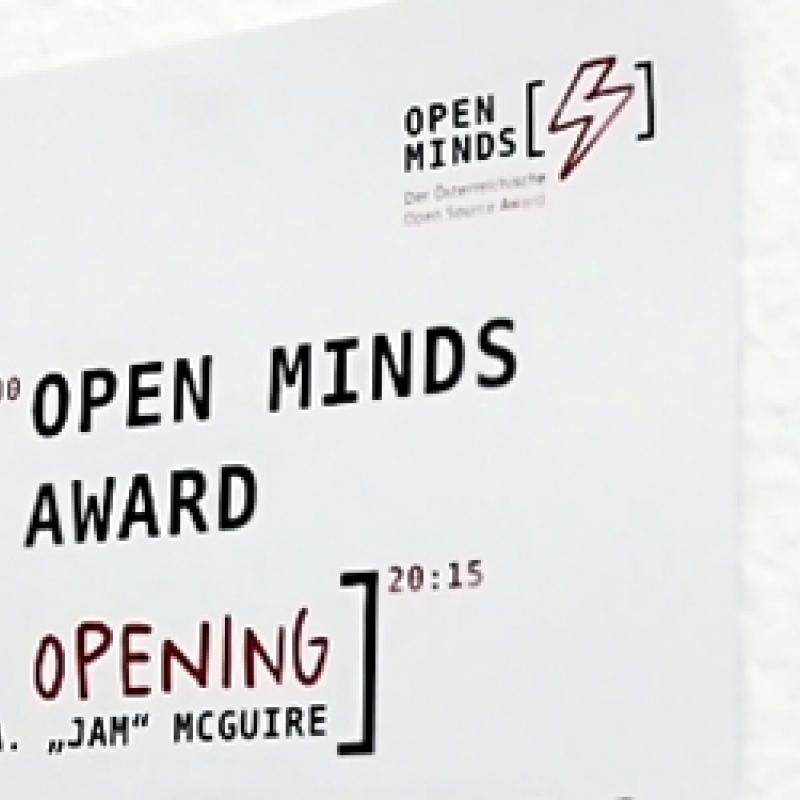 Open Source Award