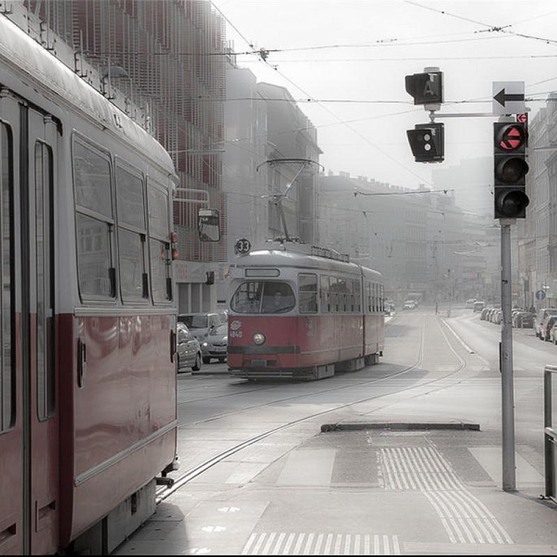 Tram Wien
