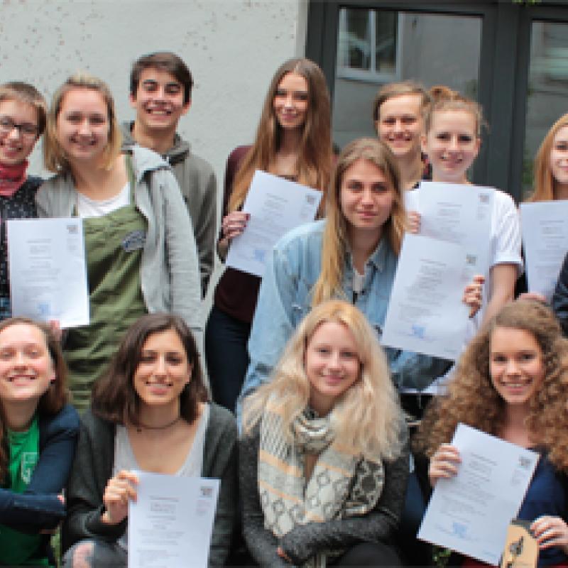 Das Youth-ReporterInnen Team