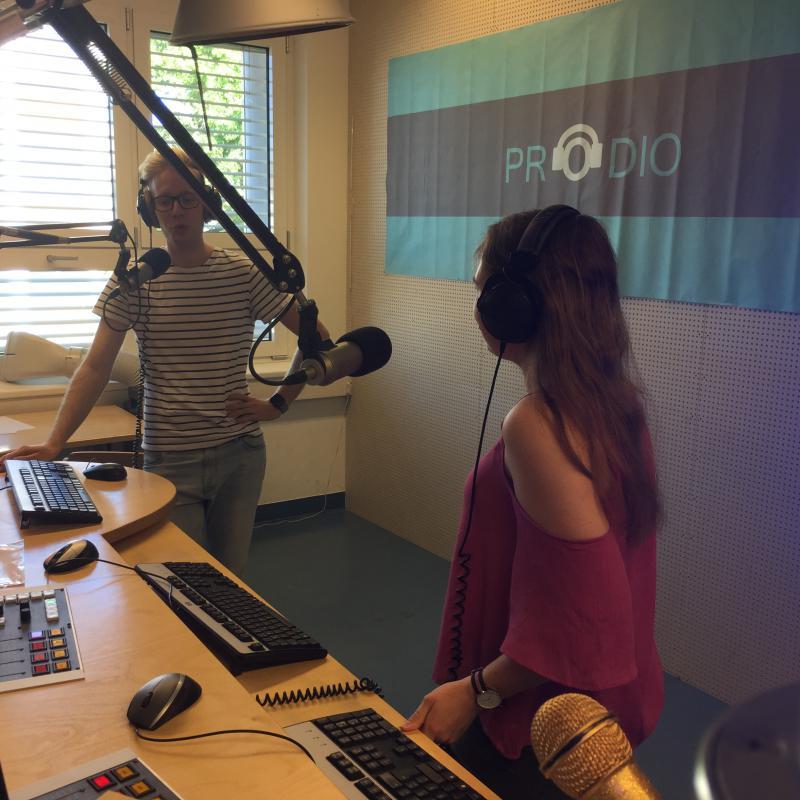 Radiostudio Friedl Haselbacher