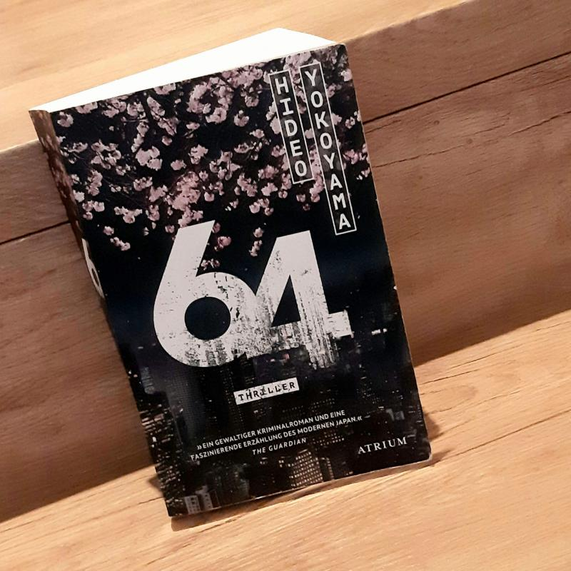 Buchcover: Hideyo Yokoyama 64