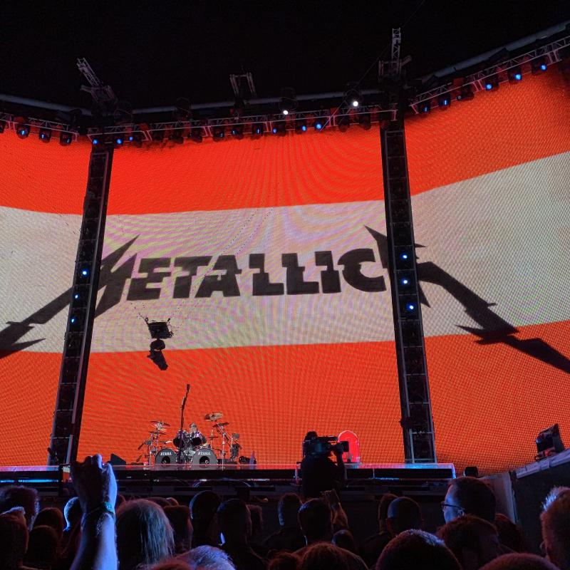Metallica in Wien
