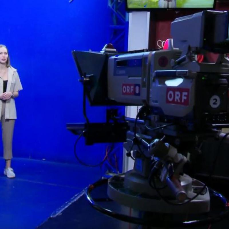 Screenshot ORF Kooperation