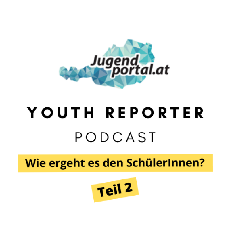 Youth Reporter Podcast Teil 2