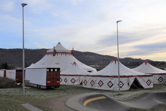 Circus Louis Knie Junior in Linz 2021