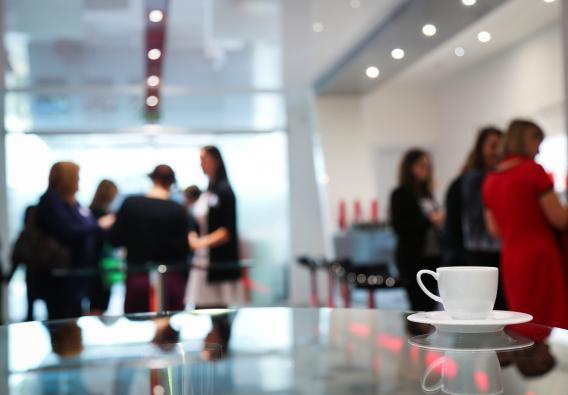 Kaffeehäferl Büro
