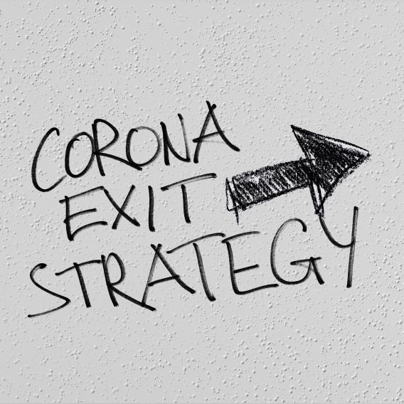 Corona Exit Strategy, Bild: pixabay