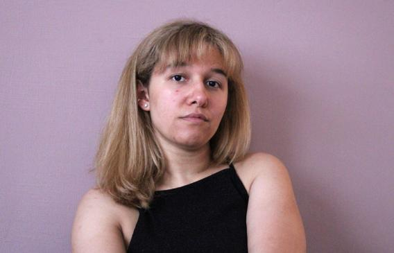 Portraitfoto von Jasmin Chalendi