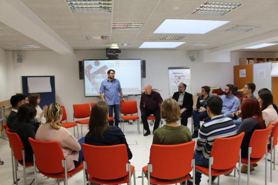 Ein Workshop im BMFJ