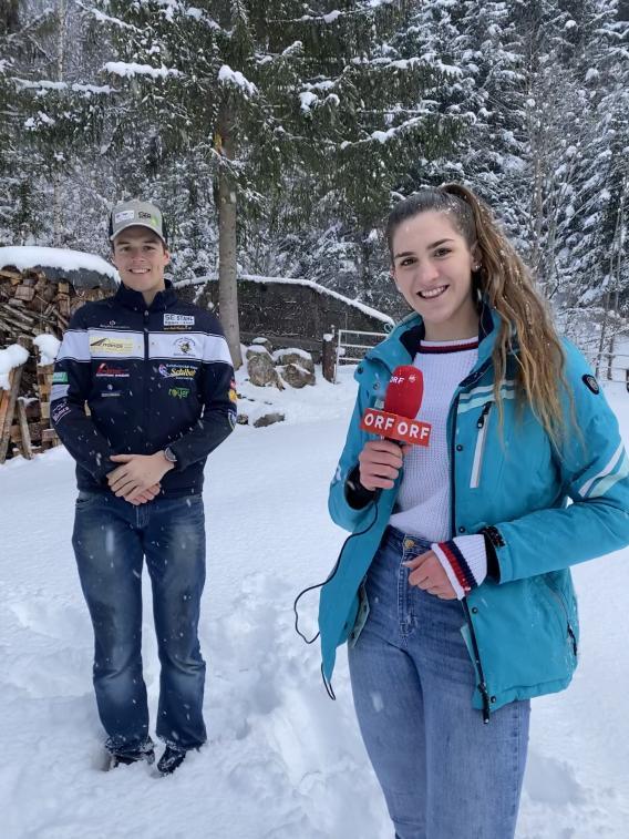 Schule bewegt: Berni Danklmayer und Joachim Knauß