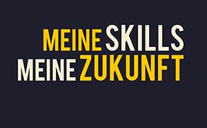 Logo Meine Skills, Meine Zukunft
