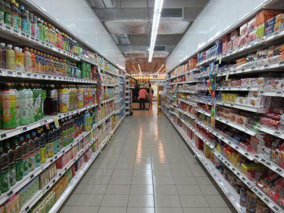 Corona im Supermarkt: Menschen wie meine Mama