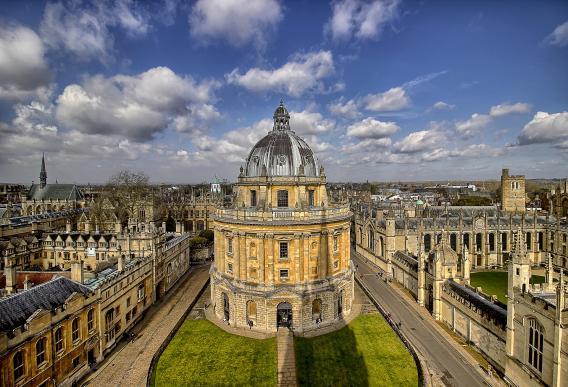 Oxford University Church