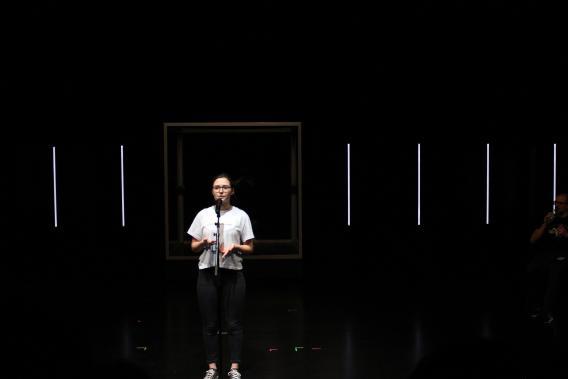 Sarah Emminger Poetry Slam