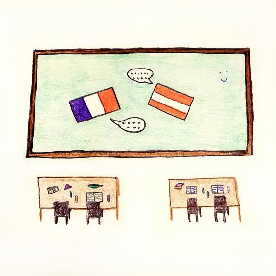 Sprachassistenz im Ausland
