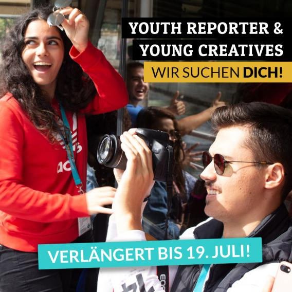 Youth Reporter Call 2020