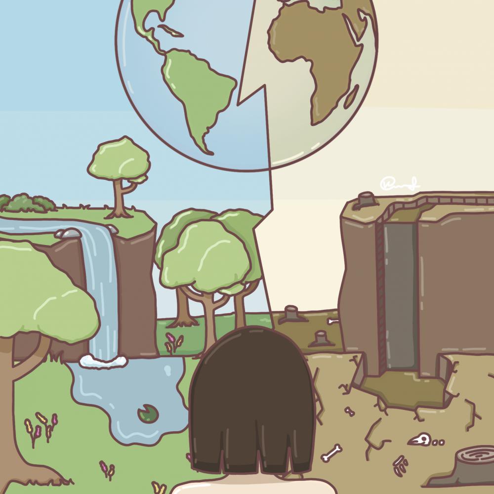 Cover Mit Kunst gegen Klimawandel