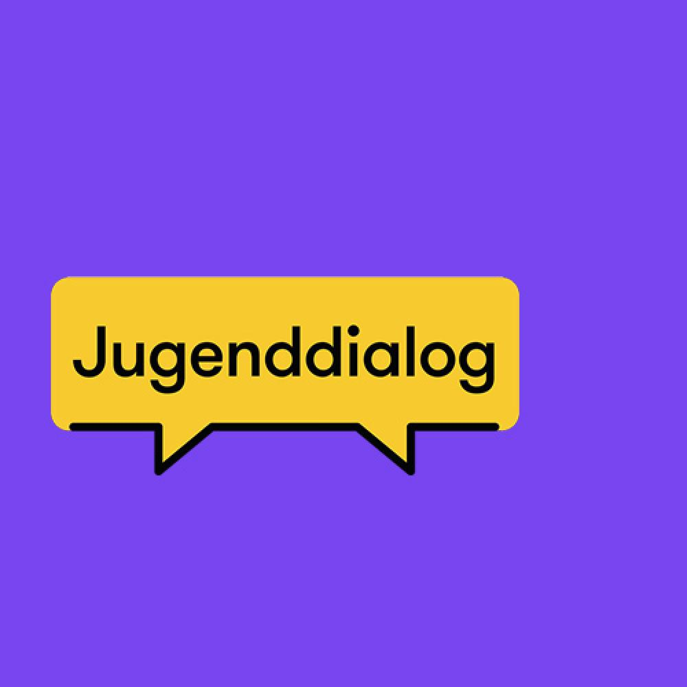 Jugenddialog-Logo